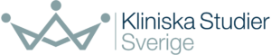 Logotyp för Kliniska Studier Sverige