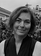 Porträttbild Anna Benemark.